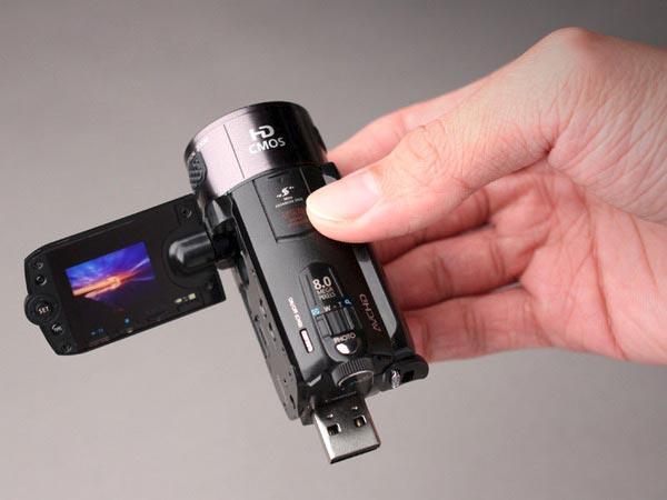 pendrive kamera cyfrowa