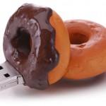 pączek-doughnut pamięć usb