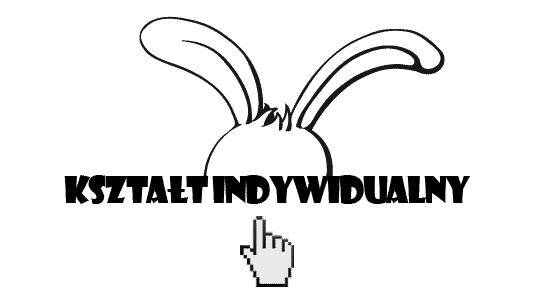 kształt indywidualny memorabbit