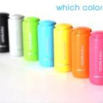 mini latarka usb czytnik kart - różne kolory