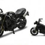 pendrive w kształcie motocykla