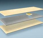 chip usb miedzy warstwami papieru